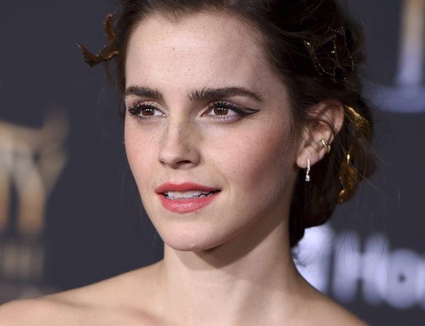 cat eye de las celebridades Emma Watson