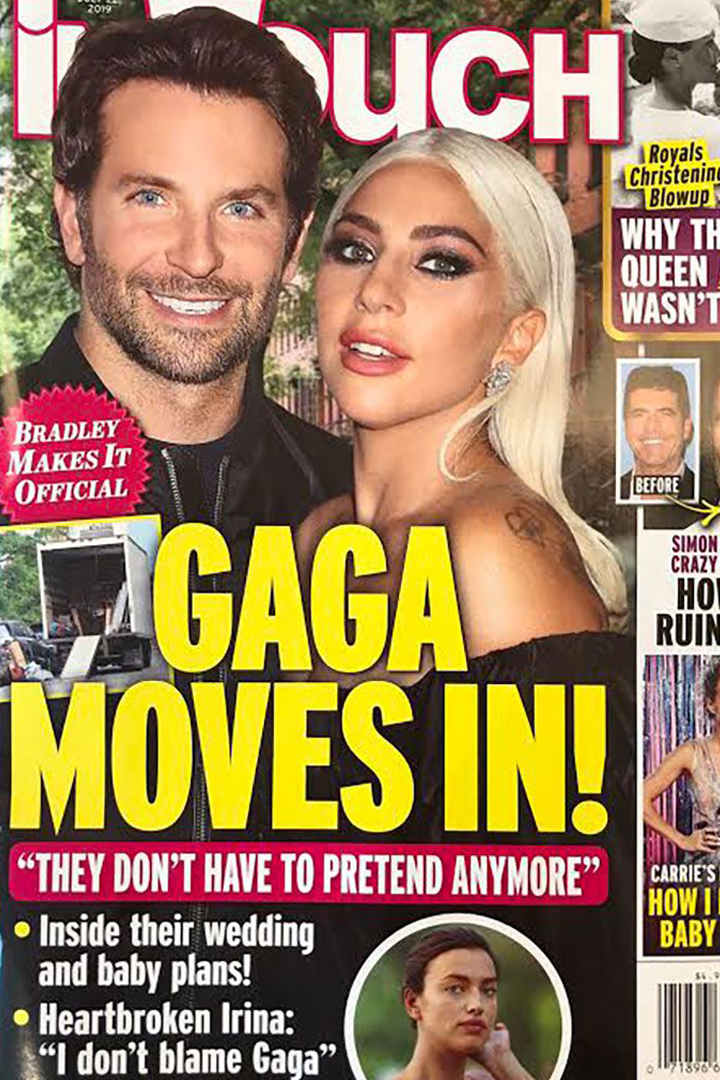 Al parecer la cantante se mudó al departamento en Nueva York de Bradley.
