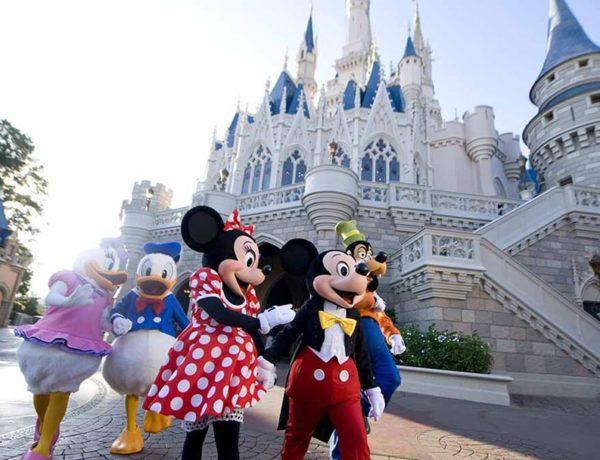Vamos Disney