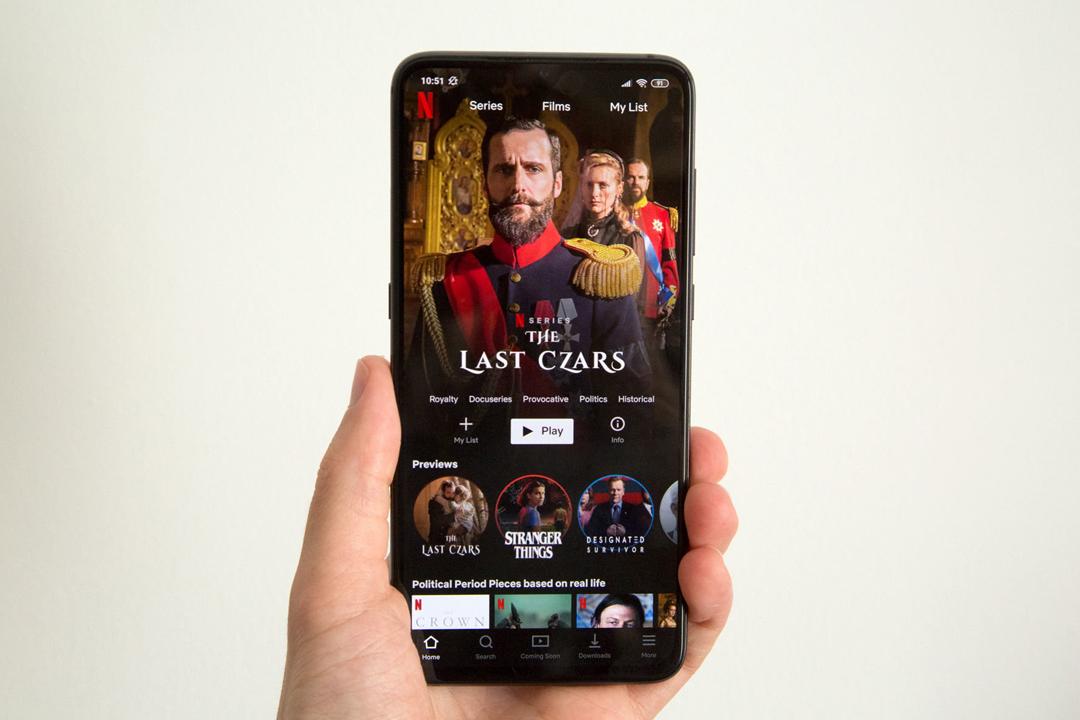 El plan móvil de Netflix tendrá un costo de 55 pesos mexicanos y por el momento sólo se encuentra disponible en India