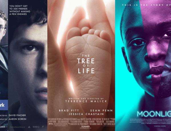 Desde enero de 2010 hasta abril de 2019, los críticos analizaron las películas de la década para elegir a las mejores 75. Aquí te presentamos 11.