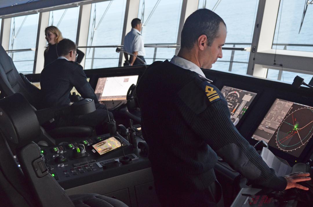 El control de navegación tiene a su disposición los mejores y últimos sistemas del mundo