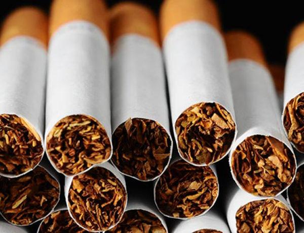 Problemas de fumar