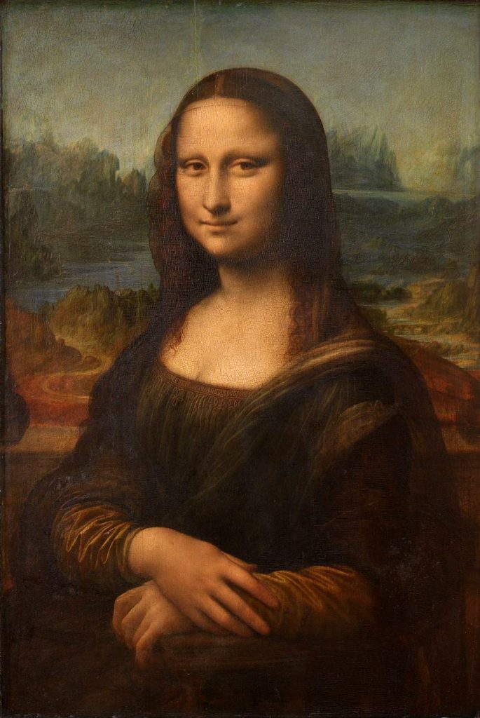 Museo louvre Mona lisa