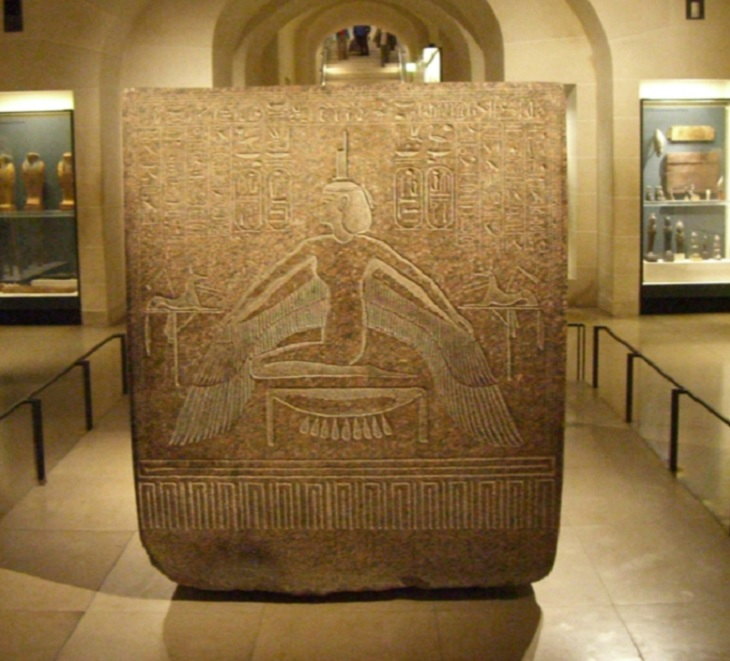Museo louvre sarcofago ramses