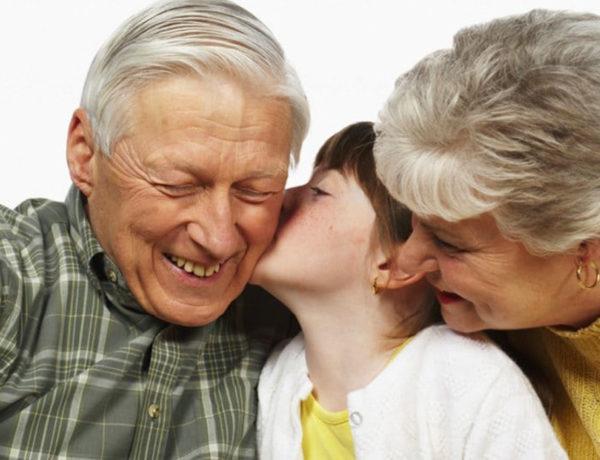 abuelos maravillosos