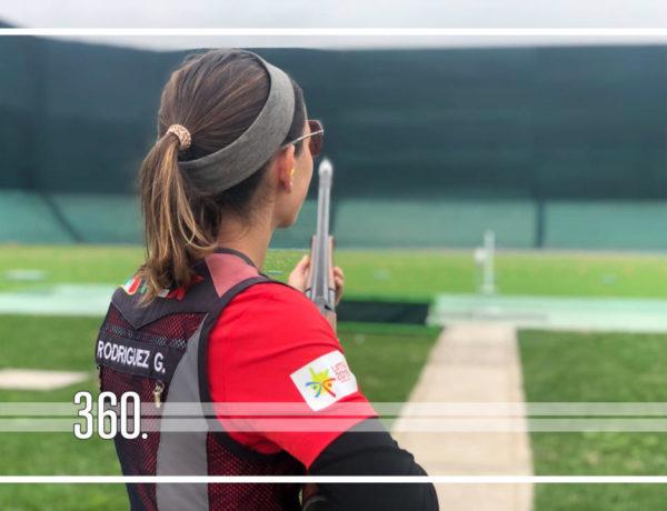 Con 22 años, alcanzó su boleto a Tokio 2020 en los Juegos Panamericanos Lima 2019