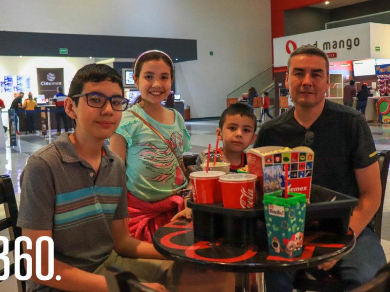 Cine en familia