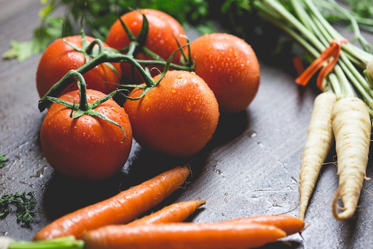 hidratate con frutas y verduras agua