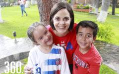 ¡María Bárbara festeja sus 7 años!