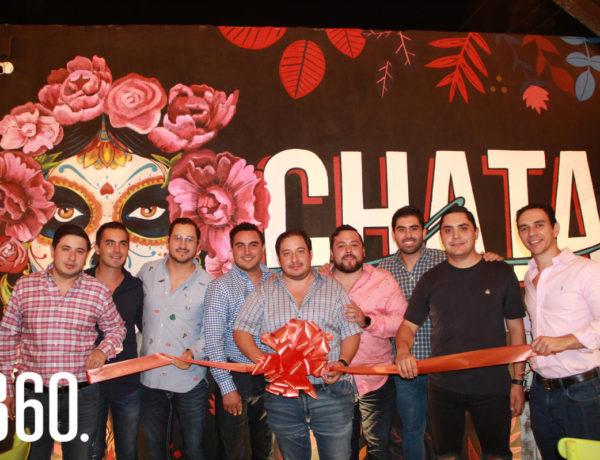 Inauguracion bar La Chata Musa de Leon