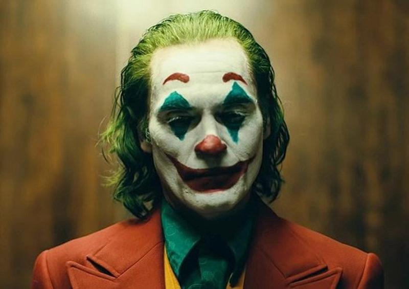 The joker Joaquin Phoenix