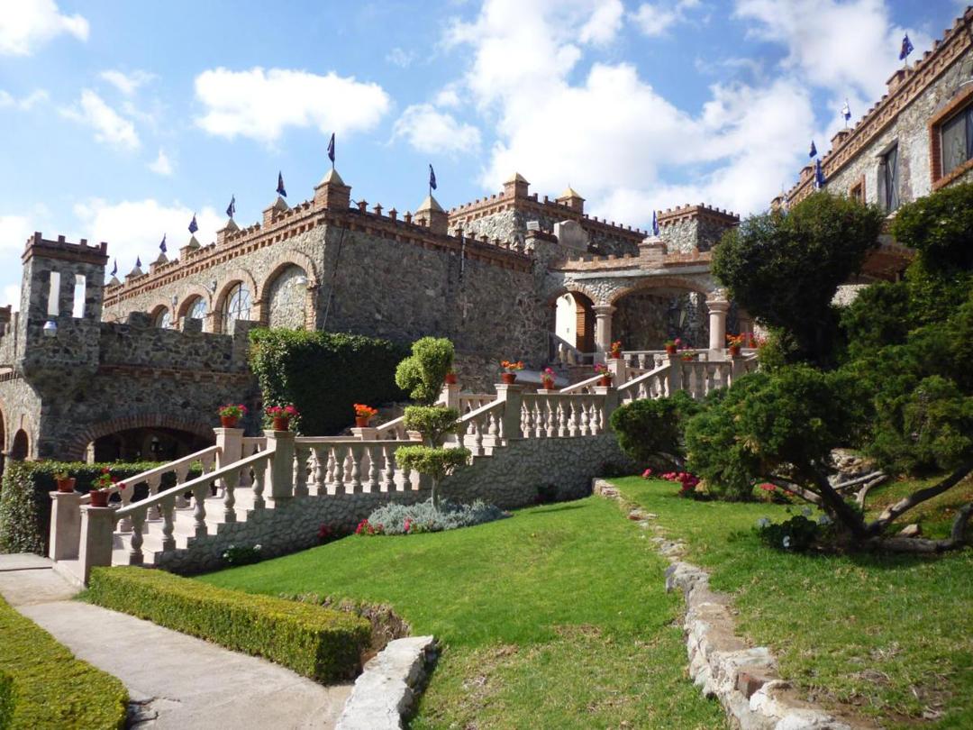 Lugares de mexico fantasmas Hotel Castillo