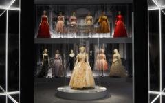 Exposición Christian Dior Rosa Claudia