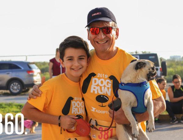 Dog Run: una carrera para familias y mascotas