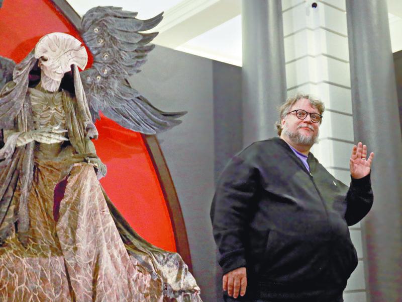 Exposición Guillermo del Toro Museo de Arte de Guadalajara