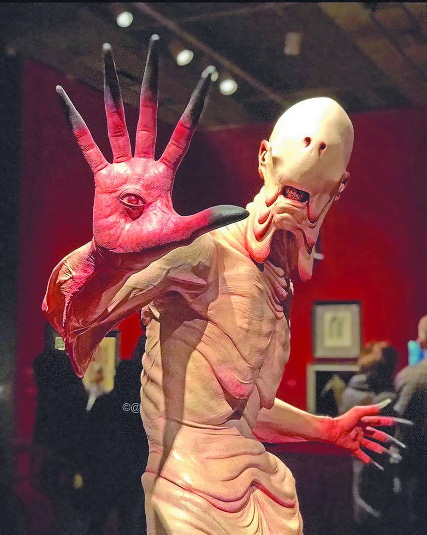 Exposición Guillermo del Toro Museo de Arte Guadalajara