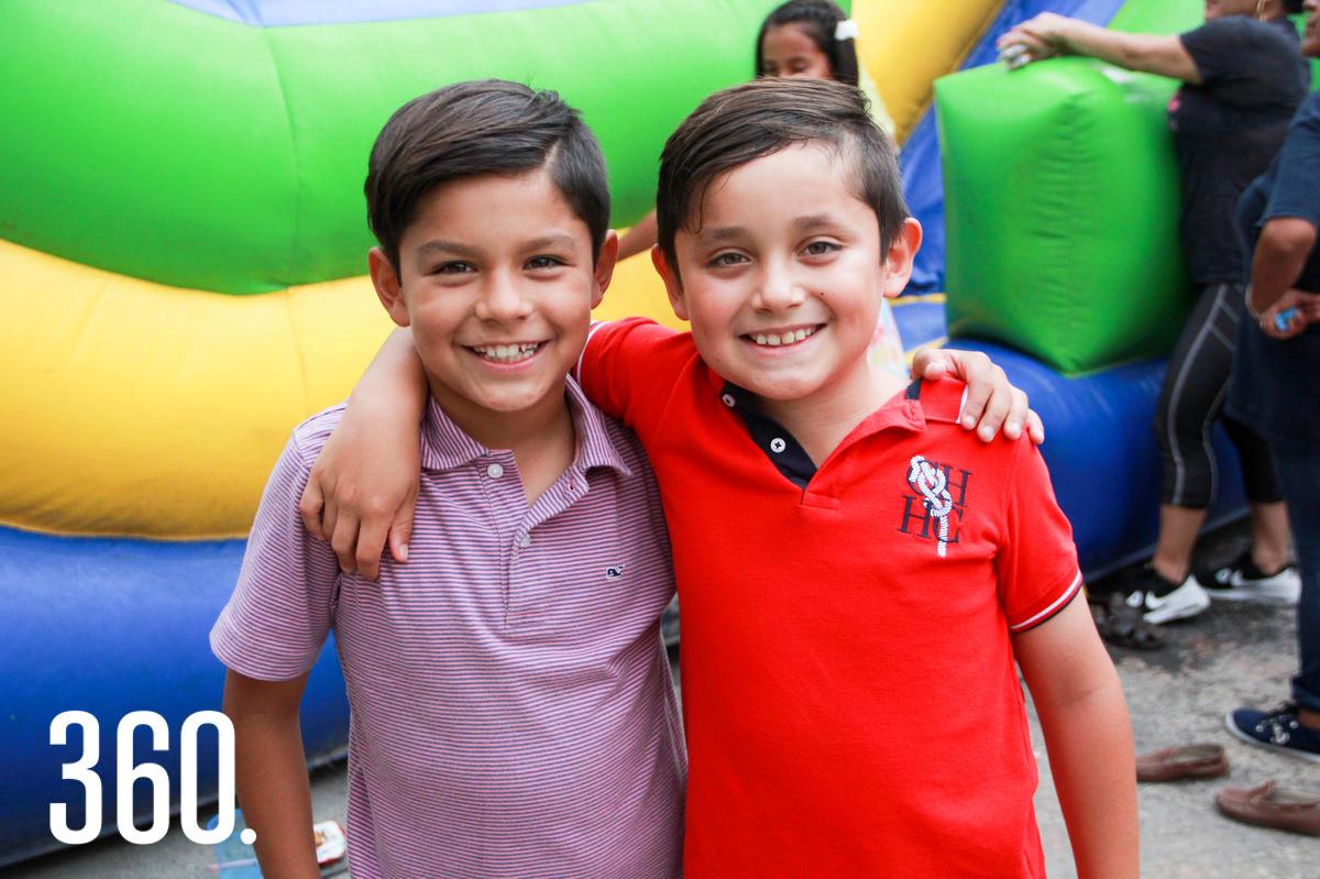 José Luis Siller y Luis Pablo Ortega.
