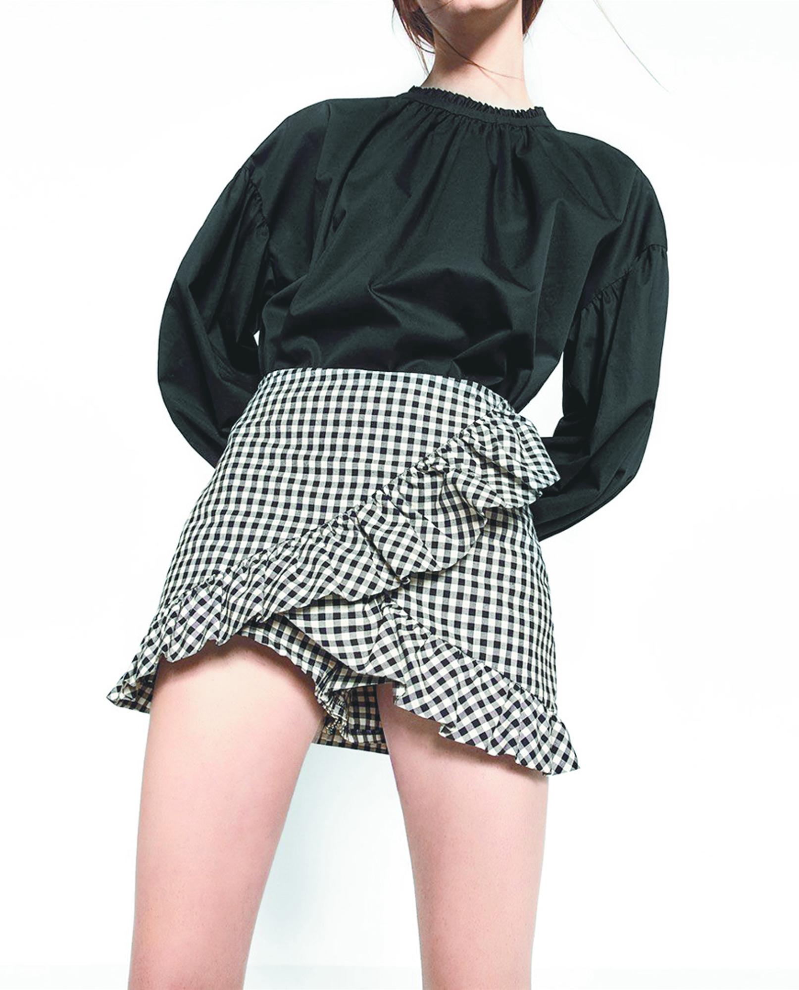 regresa la falda pantalón
