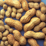 Glocosa a raya con cacahuates
