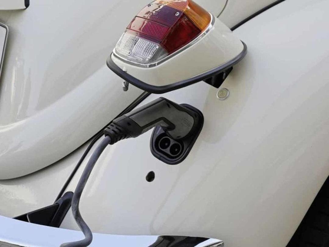 Regresa vocho de volkswagen electrico