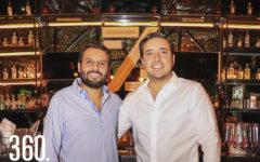 Rodrigo Rubalcava y Chuy César