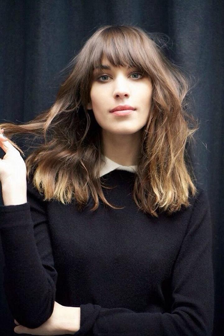 cortes de cabello otoño