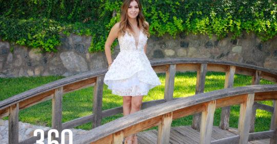 Daniela Benavides Cuéllar despidió su soltería en la residencia de la familia Verduzco González.