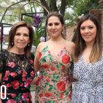 Patricia Abedrop, María Ángeles Martín y Vanessa Gómez.