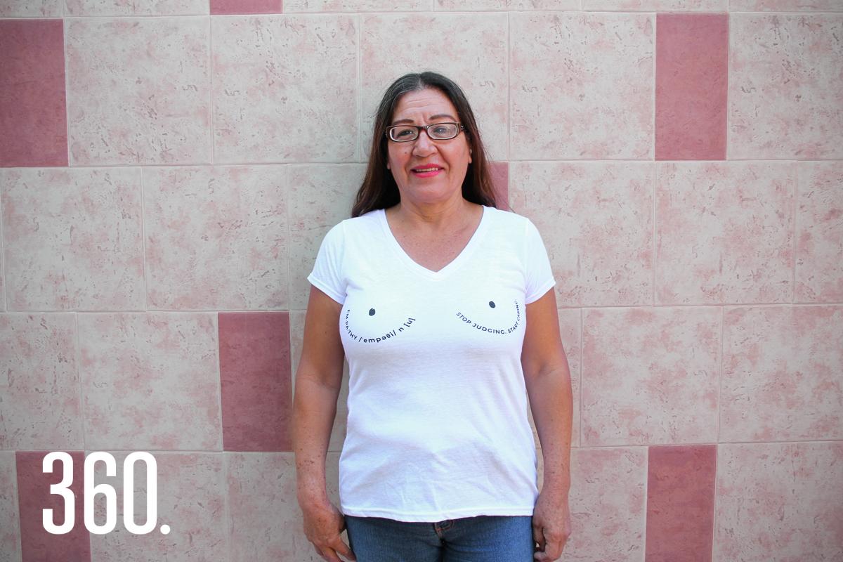 ¿Qué debe hacer una mujer para sobrevivir al cáncer de mama en Saltillo? Aquí te decimos.