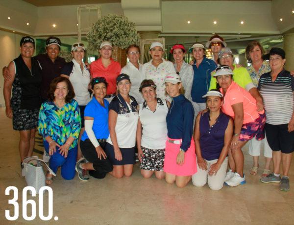 """Las damas golfistas del Club Campestre de Saltillo participaron en la edición 2019 del Torneo la """"Golfista del Año"""" avalado por la Asociación Mexicana Femenil de Golf."""