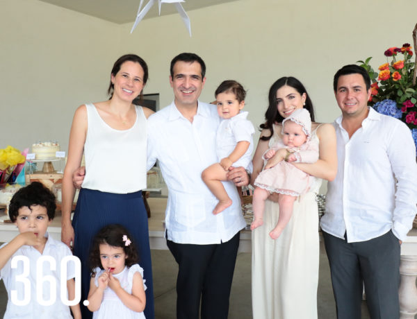 Familia Mery Wagner y de la Colina Mery.