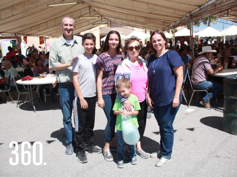 Familia Ramirez Cordero.