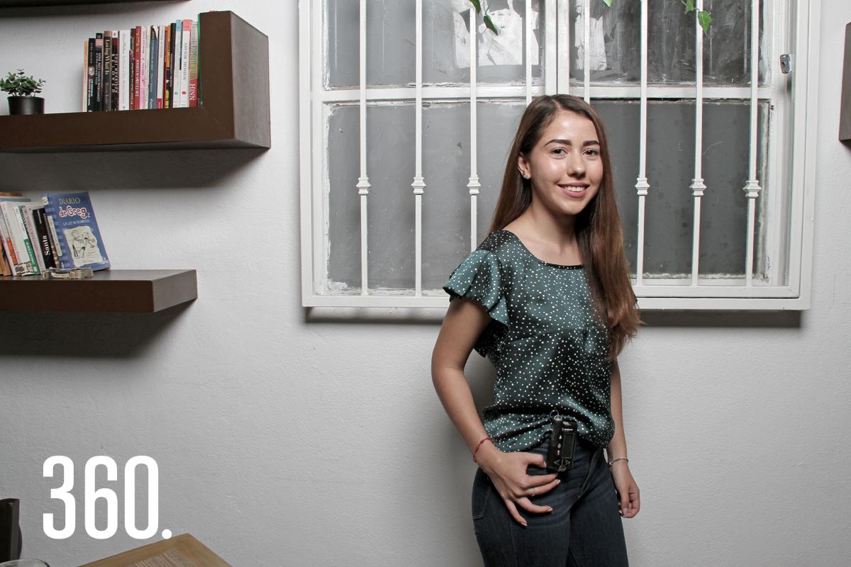 Ana Gloria García Solís es una joven que vive con diabetes y debe enfrentarse a la desinformación de la sociedad.