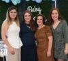 Ana Tere Martínez, Carolina Martínez, Rosa María González Contreras y Magdalena Martínez.
