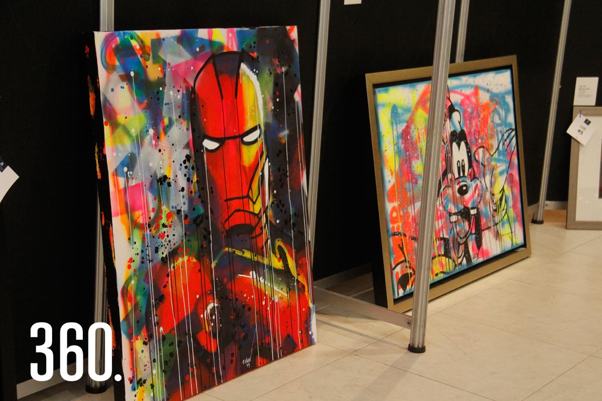 La Galería Bernardini difunde la obra de los artistas mexicanos y promueve la compra de arte.