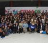 Los presidentes de las Sociedades de Alumnos del Tecnológico de Monterrey campus Saltillo y de los grupos estudiantiles tomaron protesta en una ceremonia especial.