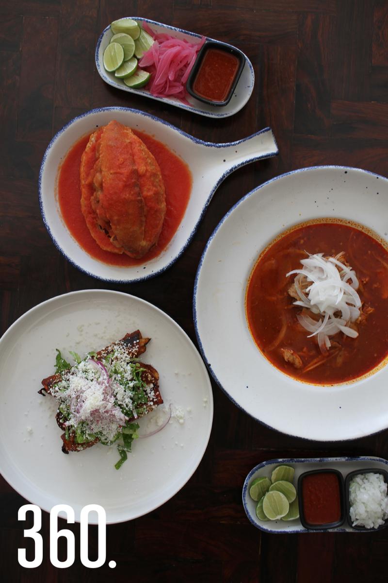 La investigadora gastronómica creó un menú especial para el Festival Gastronómico de Jalisco en Don Artemio