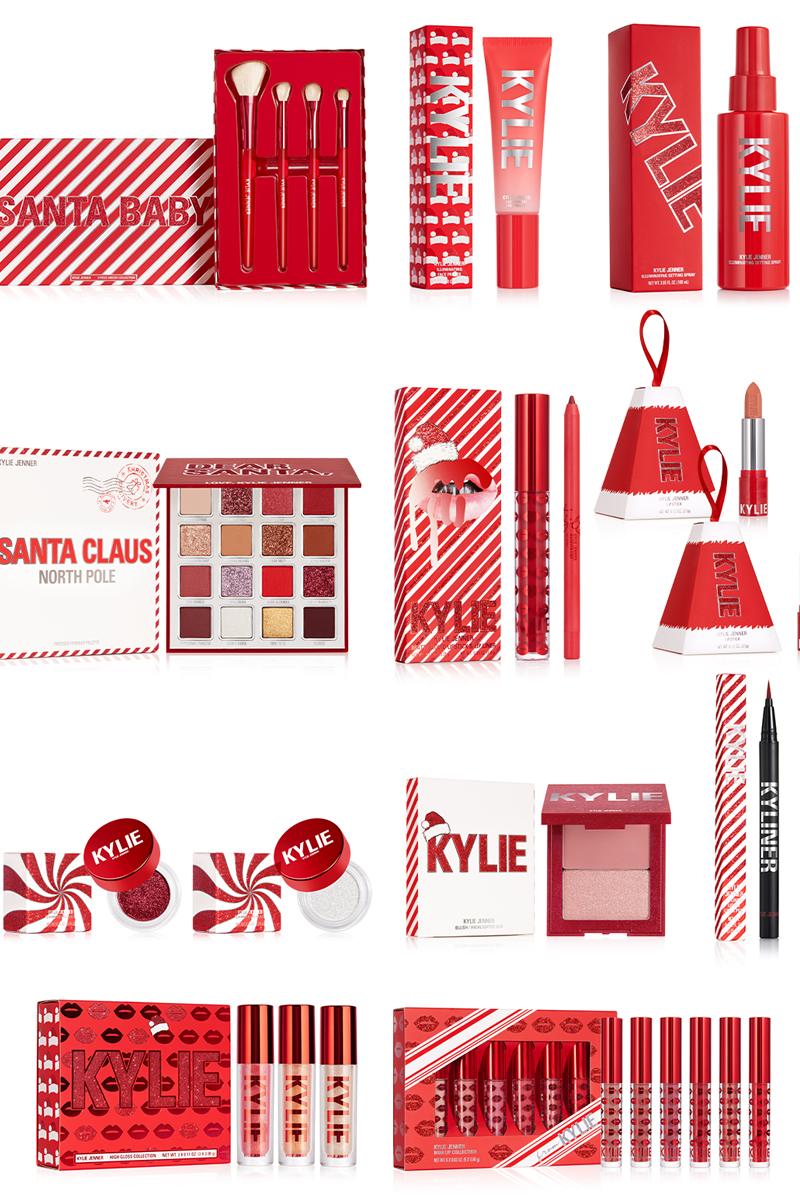 Ya están disponibles las nuevas colecciones de maquillaje para navidad, para lucir espectacular en las fiestas.