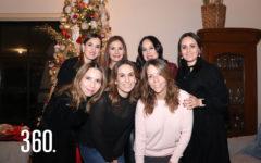 Karol Gómez, Gaby Castañeda, Gaby Silva, Mae García, Erika Flores, Ana Lucía Lara y Mónica Huereca.