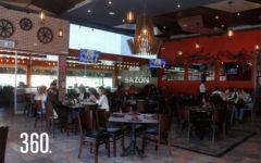 Open House de las nuevas instalaciones del restaurante Al Sazón Mexicano ubicado en el Boulevard Venustiano Carranza #3150 de norte a Sur.
