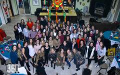 Grupo de mamás de High School de decimo grado del Colegio Americano de Saltillo.