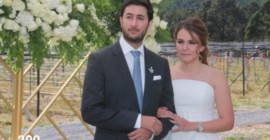 Gerardo Montemayor López y Ana Paula Coutiño Armienta contrajeron matrimonio civil.