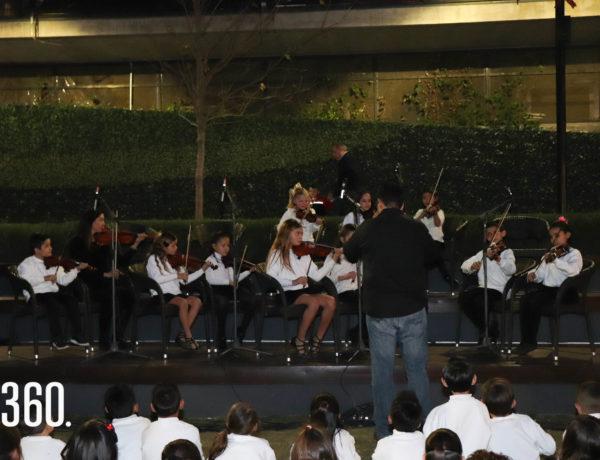 Orquesta North Hill.