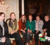 Melissa Chávez, Yulia Kolehik, Lucila de Mendoza, Lupita Saade, Hilda de Villarreal y Alma Rosa Valdés.