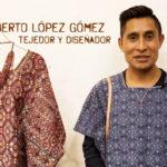 El diseñador originario de Chiapas presentará su colección en un desfile de modas de Nueva York y participará en un foro en la Universidad de Harvard