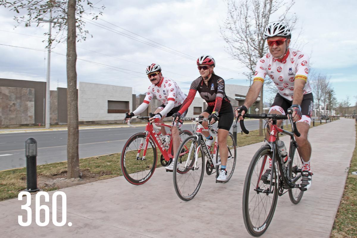 Ciclistas, triatletas, nadadores y bailarinas de la ciudad comparten sus metas deportivas y artísticas para este año 2020.
