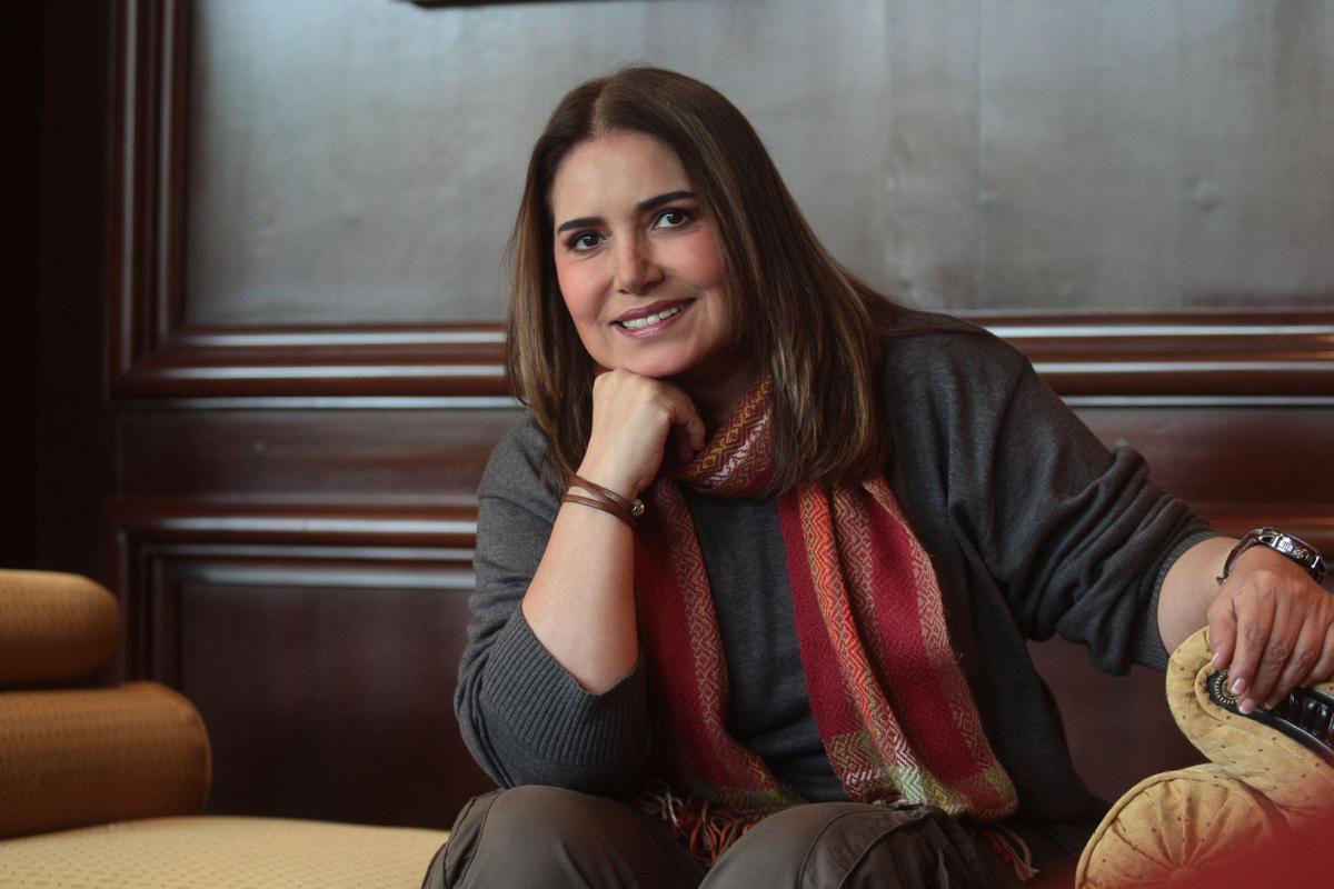 """La cantante de origen peruano se presentará como parte de su gira """"40 años de Libertad en México""""."""