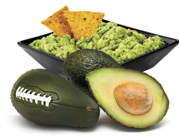 El aguacate es considerado el oro verde de México por su sabor suave, tierno y cremoso, que lo convirtió en el alimento preferido del Super Bowl.