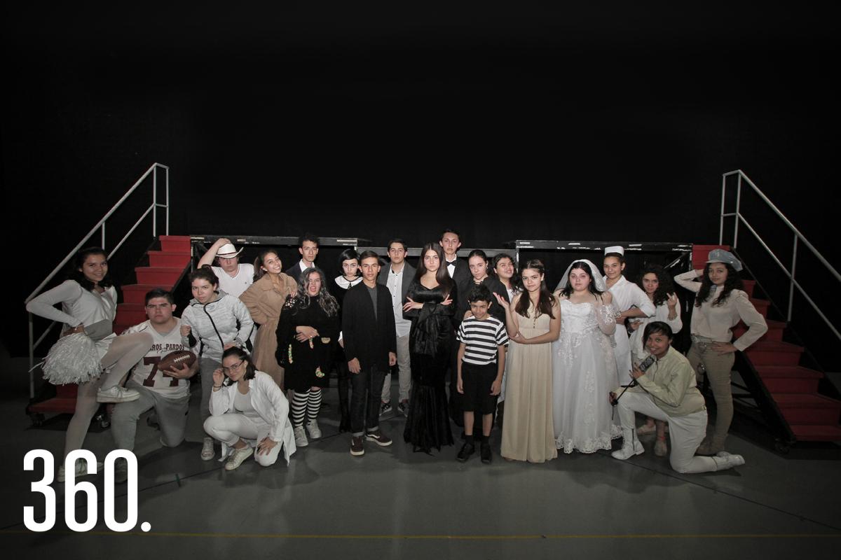 El Colegio Americano traerá a la vida a la familia Addams con una historia llena de música y locuras.